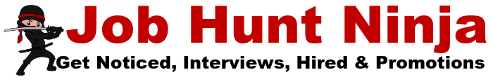 Job Hunt Ninja Logo
