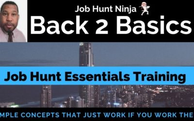 Job Hunt Essentials Training